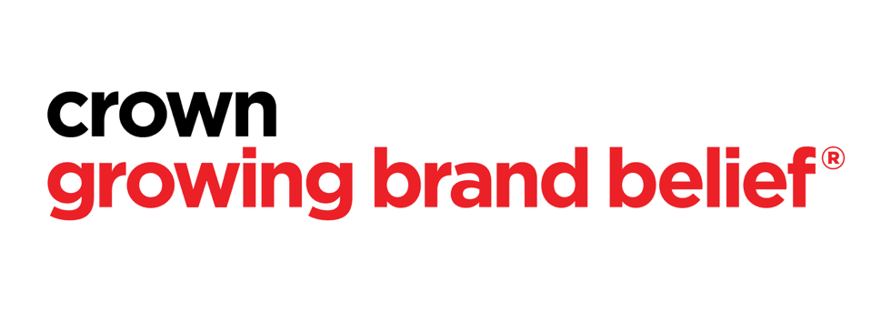 Crown Growing Brand Belief Logo